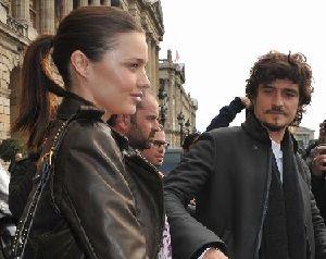 Міранда Керр і Орландо Блум подали на розлучення