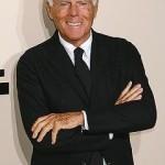 Джорджіо Армані у Нью-Йорку приймав відомих гостей