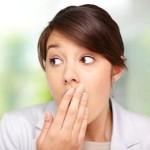 Неприємний запах з рота, головні причині і їх лікування