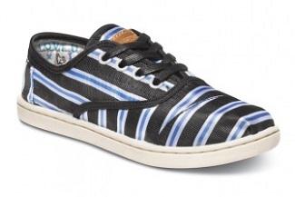 Колекція взуття від Табіти Сіммонс і бренду Toms