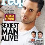 Адам Лівайн очолив список найсексуальнішого чоловіка року