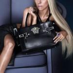 Леді Гага у ролі обличчя нової кампанії Versace