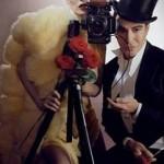 Кейт Мосс на обкладинці різдвяного Vogue