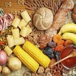 В яких продуктах містяться вуглеводи?