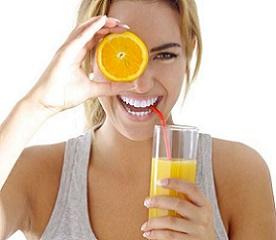 Апельсинова дієта, щоб скинути зайві кілограми