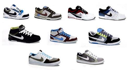 Фото кросівок модного бренду Nike