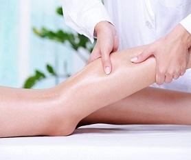 Лімфодренажний масаж - техніка виконання в домашніх умовах