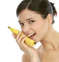 Бананова дієта - меню.