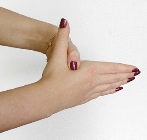 Забій пальця на руці - лікування.