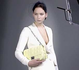Дженніфер Лоуренс вже вдруге обличчя Dior
