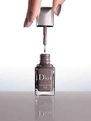 Колекція лаків для нігтів від Dior на весну