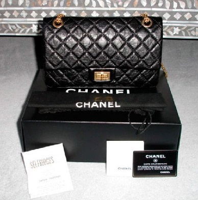 Сумка Chanel 2.55 - фото