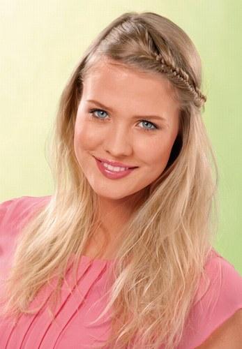 Модні жіночі стрижки для довгого волосся з фотографіями