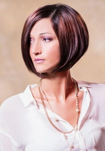 Зачіски на кожен день для темного волосся