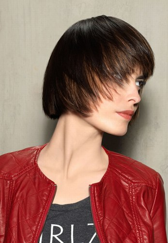 Зачіски на кожен день для каштанового волосся