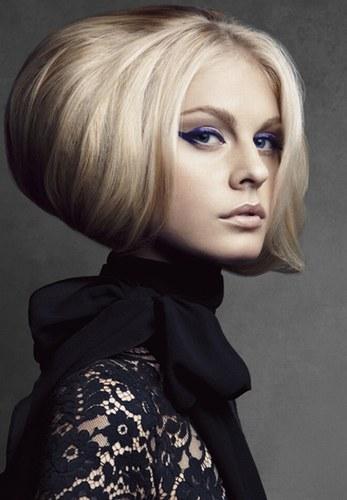 Модні стрижки для короткого волосся на фото