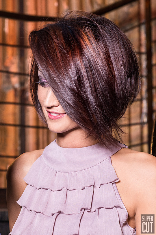 Модні жіночі стрижки для короткого волосся - фото