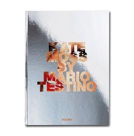 Нова книга Кейт Мосс і Маріо Тестіно