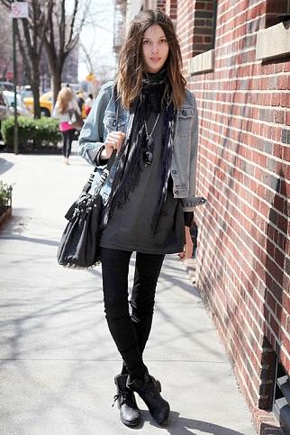 Вуличний стиль сьогодні в моді