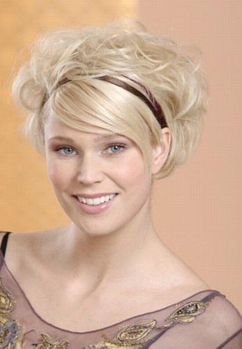 Зачіска для повних жінок, підбір фоток.