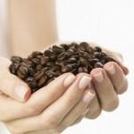 Скраб з кавової гущі, як його робити?
