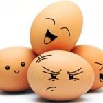 Яєчна дієта на чотири тижні - меню