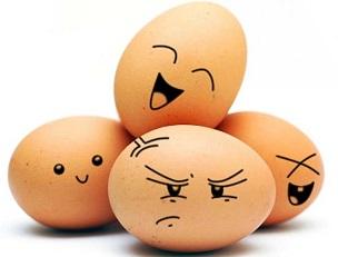 Яєчна дієта на 4 тижні - раціон і зразеове меню