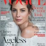 Крісті Тарлінгтон знову на обкладинці модного журналу