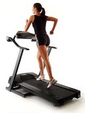 Схуднення за допомогою бігової доріжки