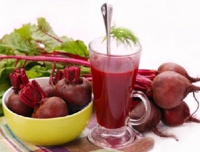 Бурякова дієта - корисна для схуднення