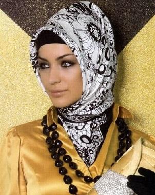 Мода мусульманських жінок і дівчат