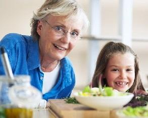 Меню дієти від бабусі
