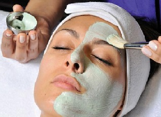 Альгінатні маски для шкіри обличчя