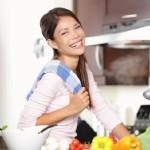 Азіатська дієта - зразкове меню