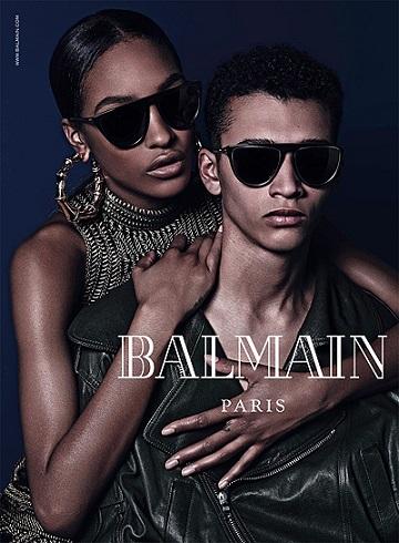Колекція окулярів від Balmain