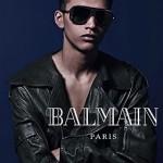 Перші фото-кадри колекції окулярів від Balmain