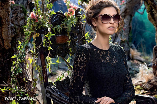 Колекція окулярів на осінь від Dolce & Gabbana