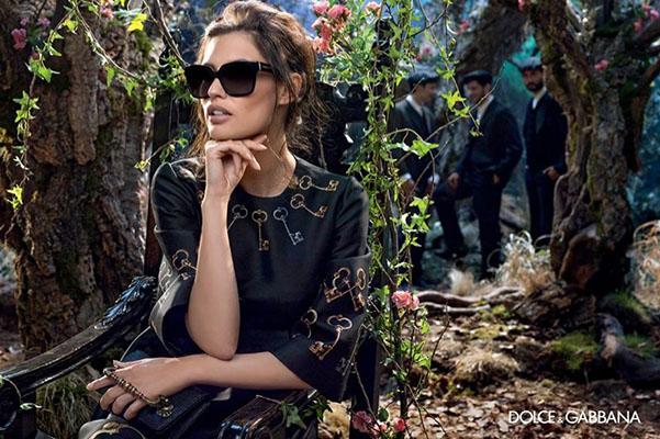 Осіння колекція окулярів Dolce & Gabbana