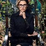Bianca Balti представляє осінню колекцію окулярів Dolce & Gabbana
