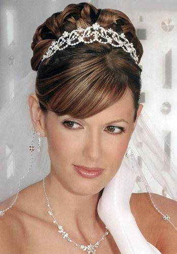 Зачіски на весіля - фото