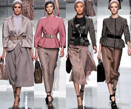 Який буде модний одяг на осінь?