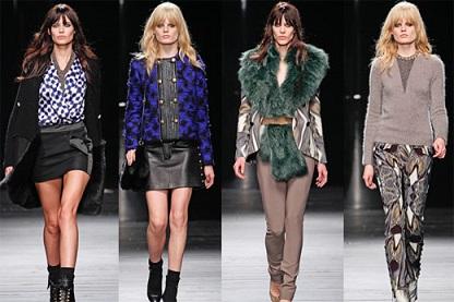 Які кольори суконь у моді осіннього сезону?