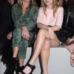 Кейт і Лотті Мосс з'являться на обкладинці британського Vogue