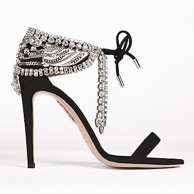 Колекція взуття Aquazzura на фото.