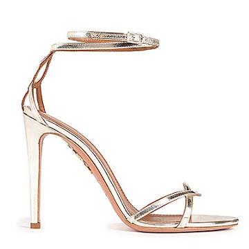 Колекція взуття Aquazzura - фото, на високих каблуках.