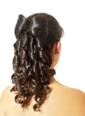 Зачіска для дружки - фото