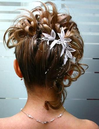 Для дружки на весілля фото зачісок.