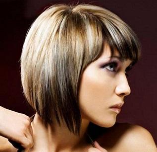 Мелірування волосся - фарбування.