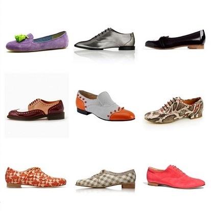 модне взуття 2014 - фото