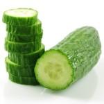 Огіркова дієта - зразкові приклади меню